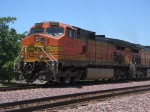 BNSF 4172 Westbound